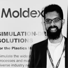 Srikar Vallury - Moldex3D
