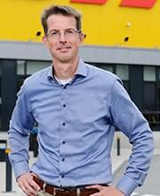 Branko Schuurman - DHL Parcel Benelux
