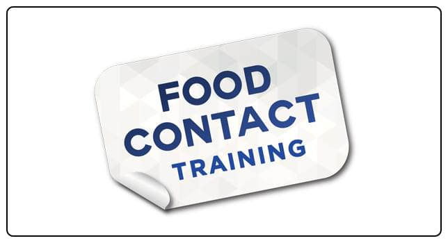 Food Contact Training UK