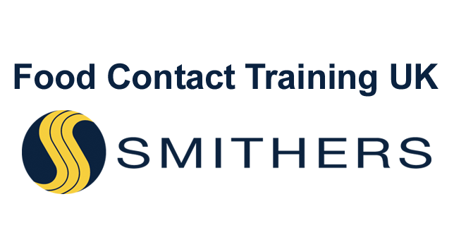 Food Contact Training UK Spring 2020