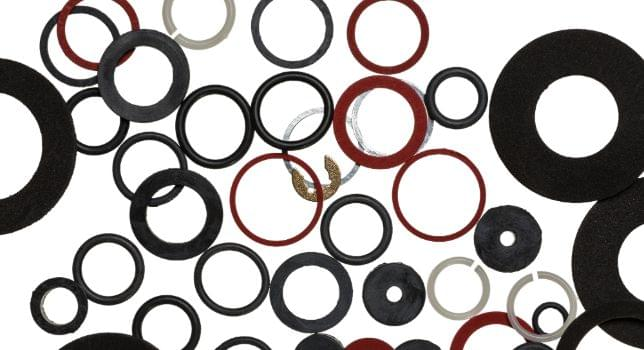 Rubber Seals, O-Rings, and Gaskets