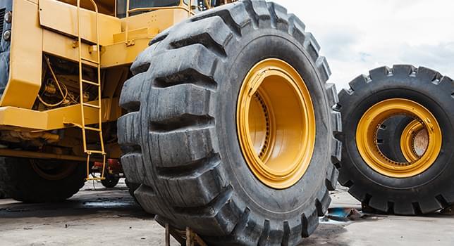 OTR | Tire Testing | Tire & Wheel | Transportation | Smithers