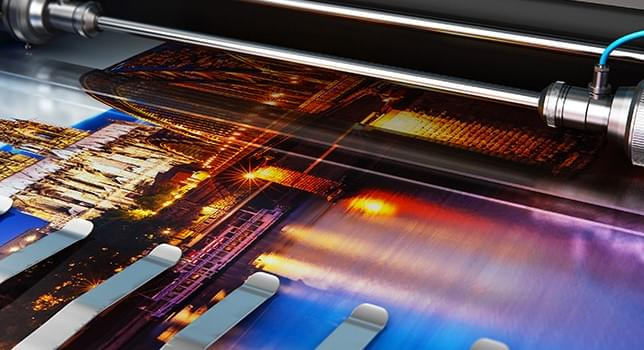 Digital print increases market share to 21.1% displacing analogue print market