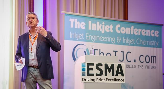 Smithers announces renowned print expert to present at  The Inkjet Conference (The IJC), Dusseldorf