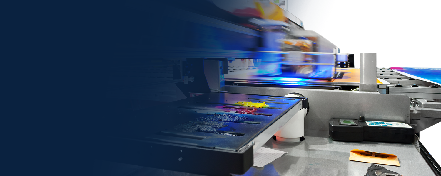 Five major technology advances in UV and EB curing print market