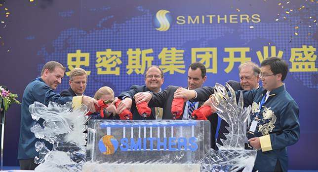 Smithers expands capabilities at Suzhou Laboratory