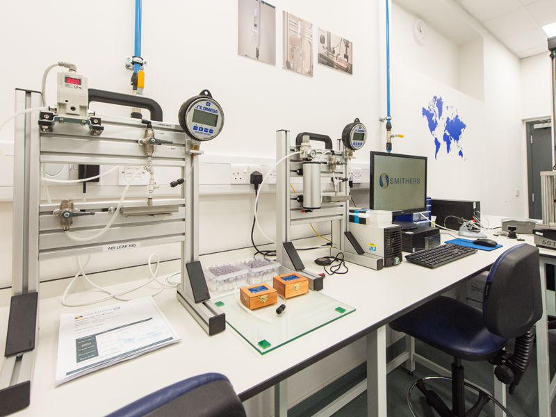 New Smithers UK Based Medical Device Testing Facility in Shawbury Now cGMP Compliant