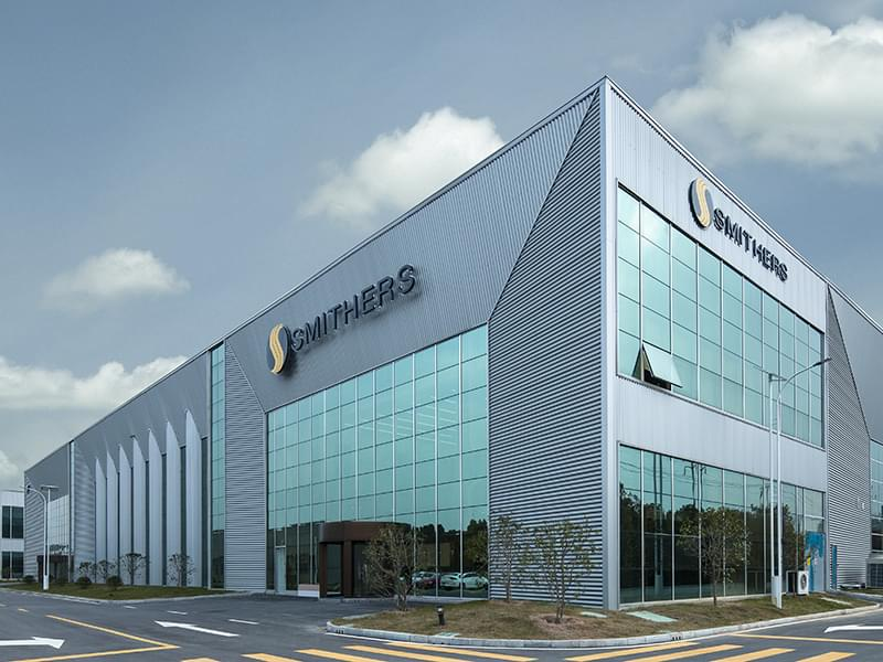 Smithers moves into new building in Suzhou, China, expands footprint of product, tire, and wheel testing laboratories