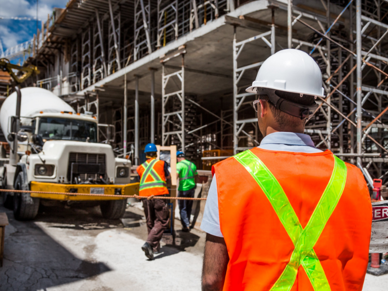 Q&A: Material usage for construction projects