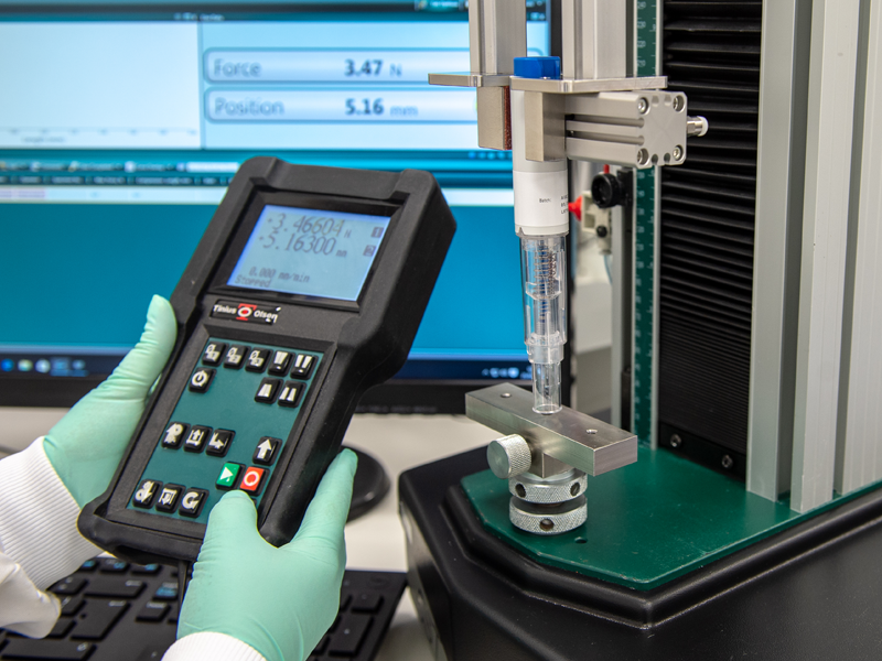 Webinar: Medical devices - introduction to design verification physical testing