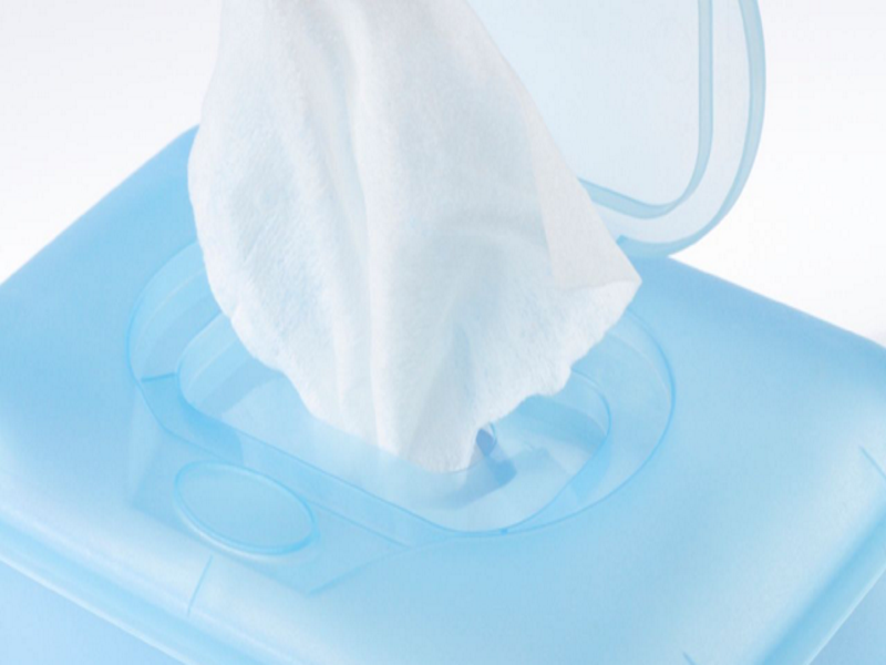 Material choices let disposable wipes embrace a sustainable future