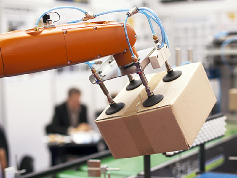 Robotics in Industry 4.0 – Five major challenges for the packaging industry