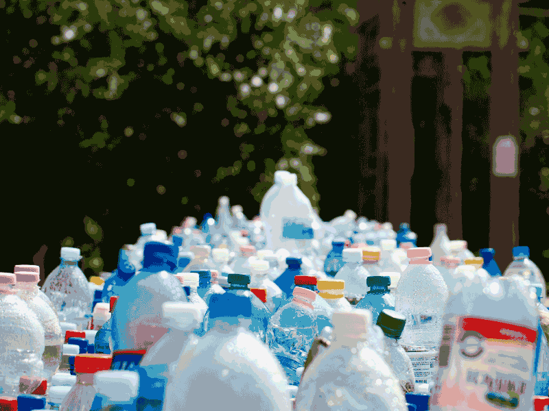Using recycled plastics in food contact applications