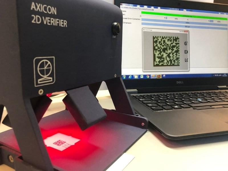 Why you should test your data matrix barcodes