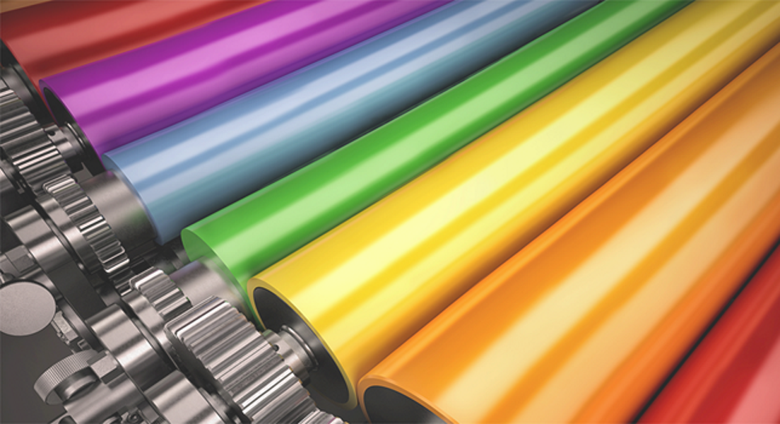 How is the digital and offset printing markets going to change?