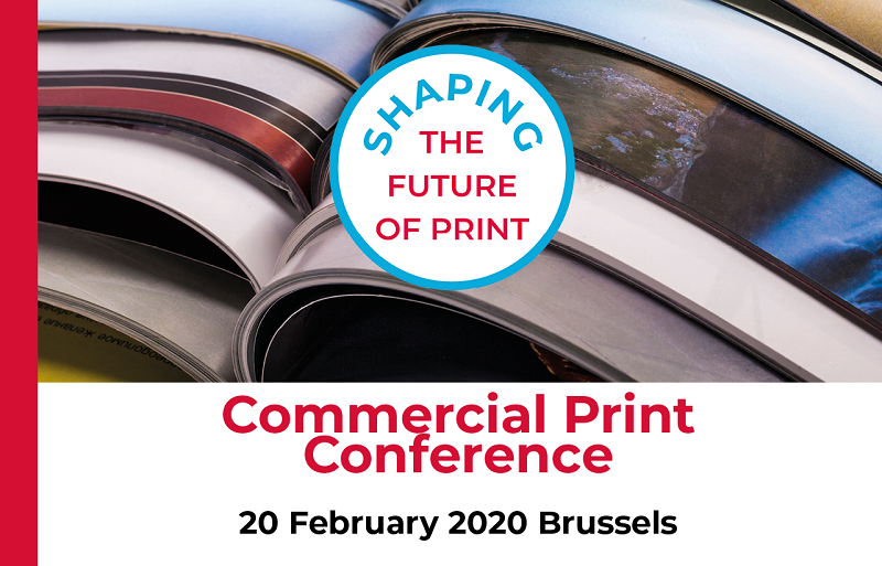 Media Partner: Shaping the Future of Print: Commercial Print Conference 2020