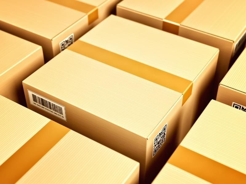 Increase sustainability in packaged goods distribution by reducing waste