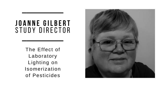 The Effect of Laboratory Lighting on Isomerization of Pesticides