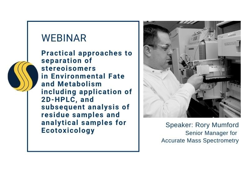 Webinar: Practical Approaches to Separation of Stereoisomers