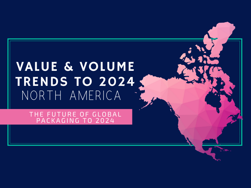 Packaging Volume & Value Trends in North America