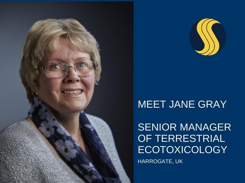 Terrestrial Ecotoxicology Q&A with Jane Gray