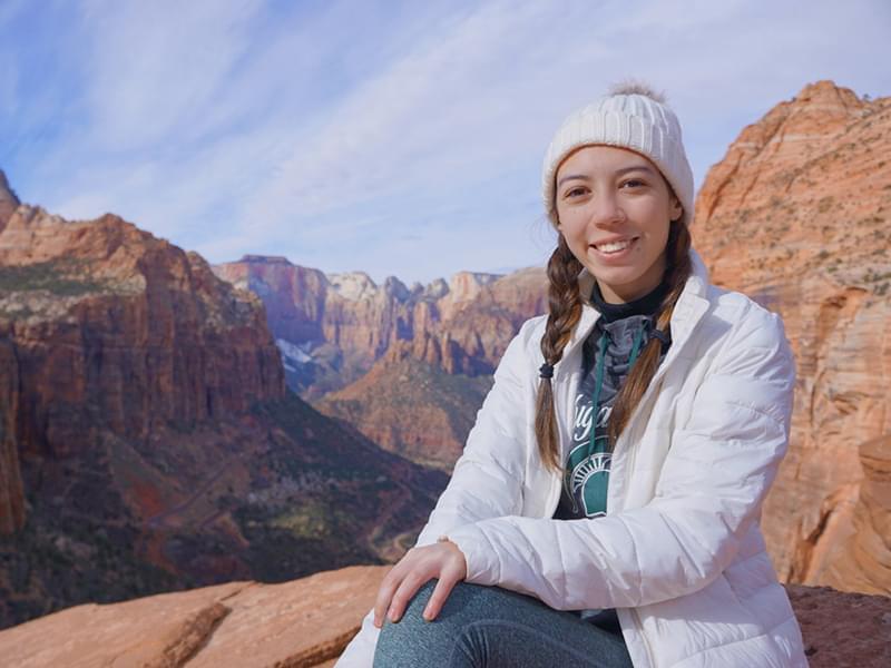 Meet the Engineer: Cayla Ser