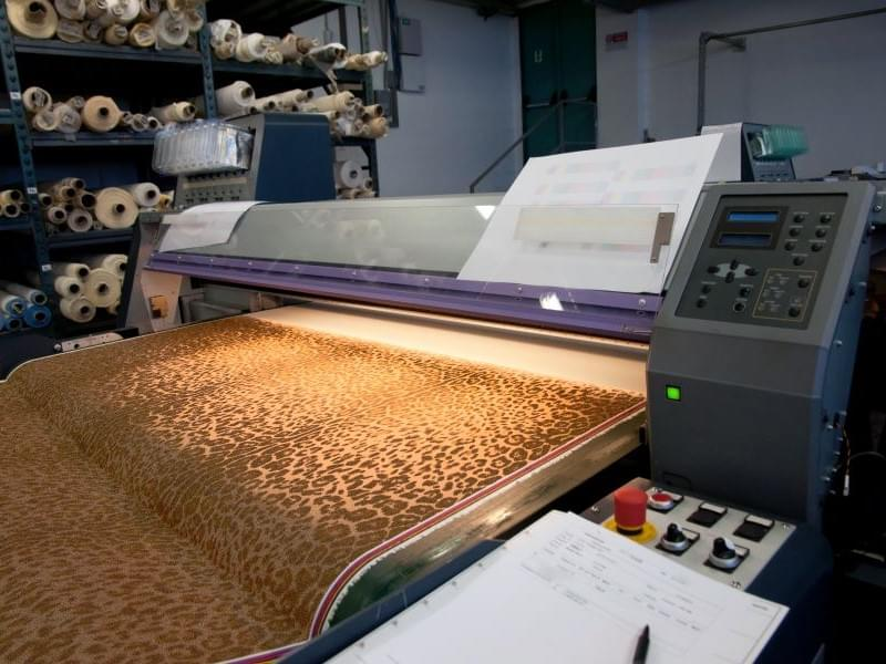 Consumers seeking personalization drive 12.7% CAGR in value of digital textile printing through 2026