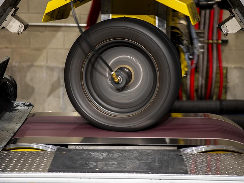Applications of Force & Moment Testing Data from a Tire Testing Laboratory
