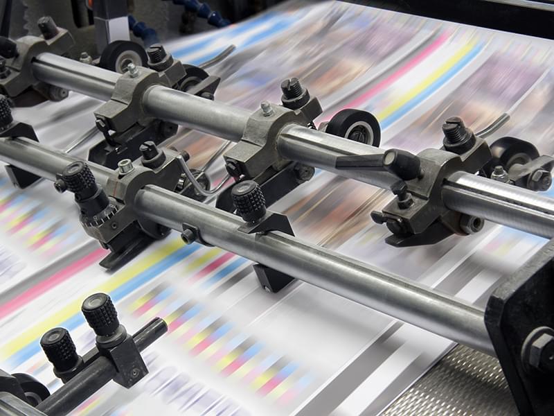 Print equipment market feeling widespread impact of COVID-19
