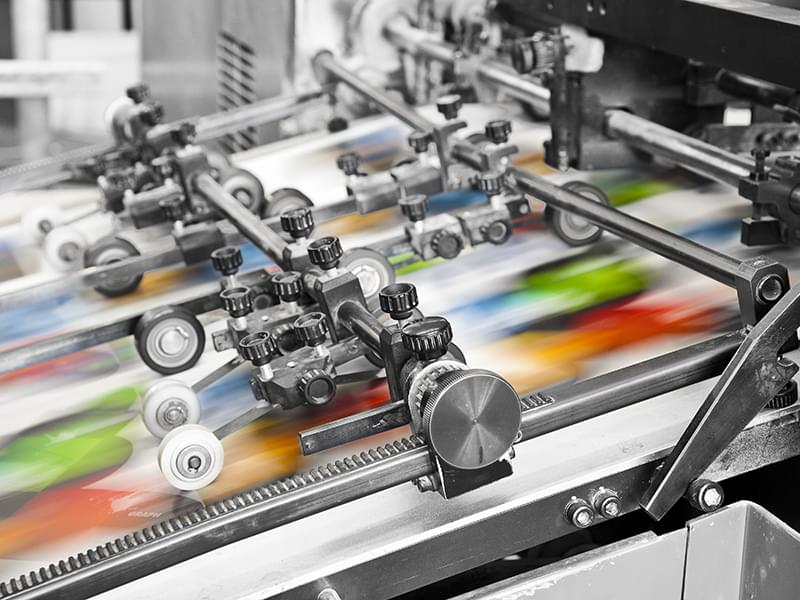 Infographic: Overview of Print Equipment Markets