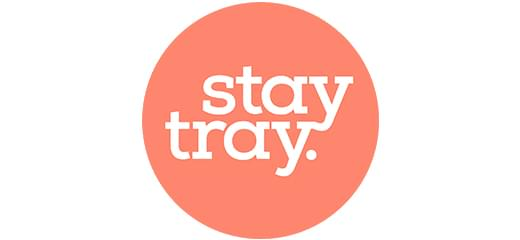 Stay tray