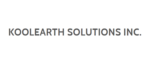 KoolEarth Solutions Inc., USA